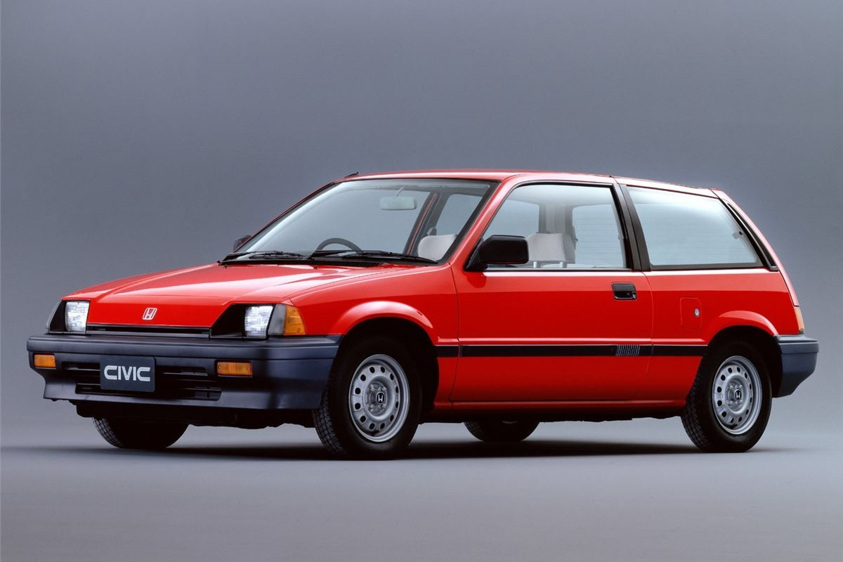 Honda Civic Mk3 Classic Car Review Honest John