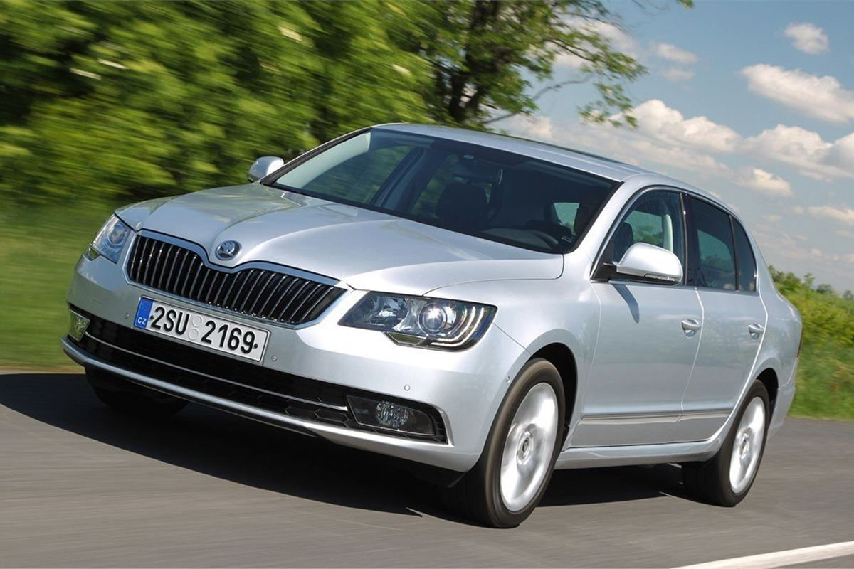 Skoda Superb Facelift 2013 Road Test Road Tests Honest