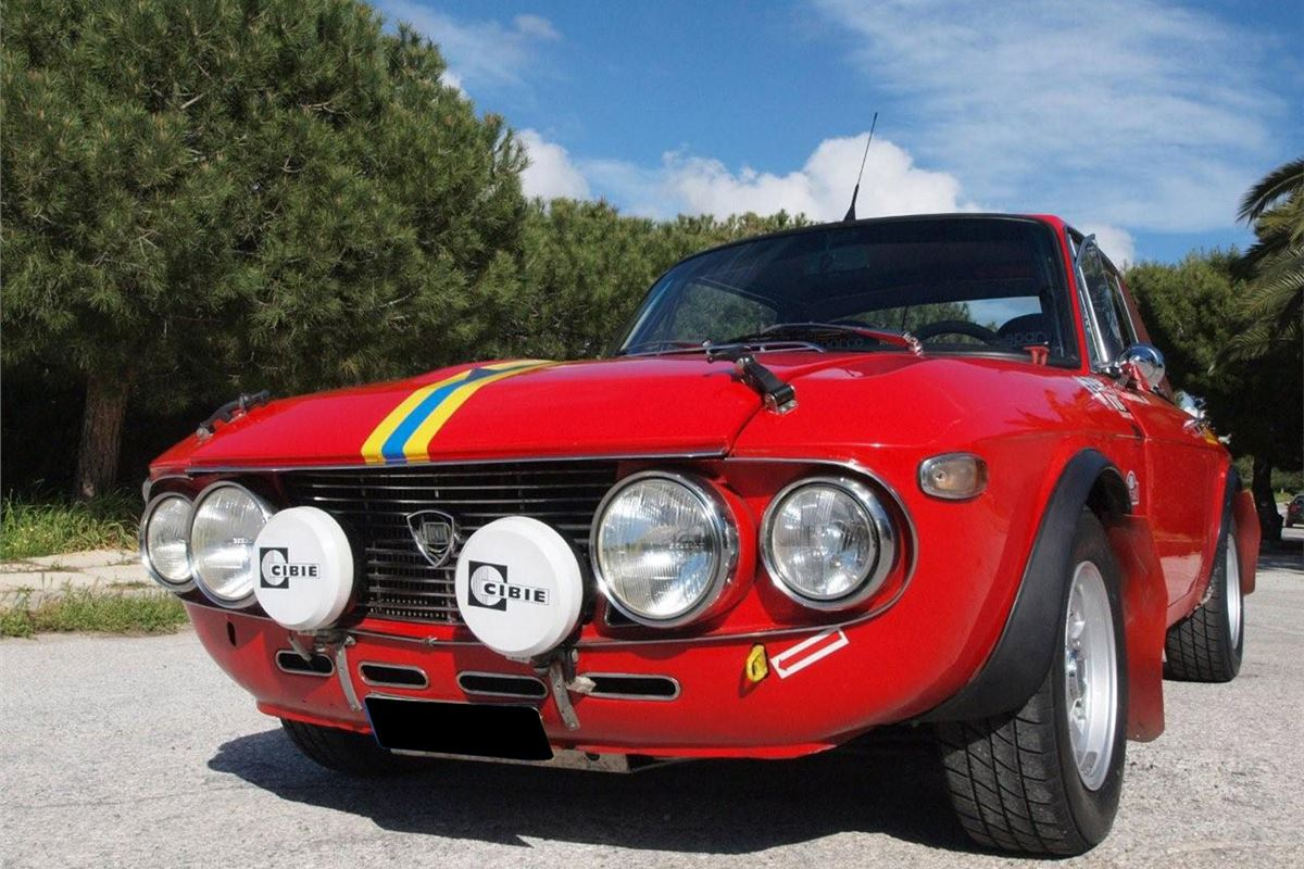 Classic Cars For Sale In Greece: Preview: Coys Classic Car Auction, Athens, Greece, 15 June