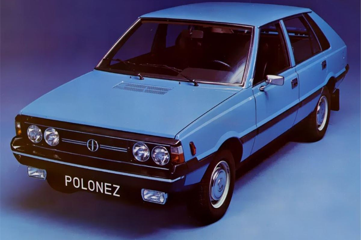 Fso Cars Polonez Classic Car Review Honest John
