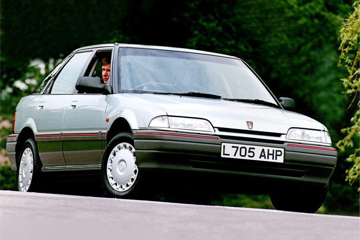 Rover 200 400 Classic Car Review Honest John