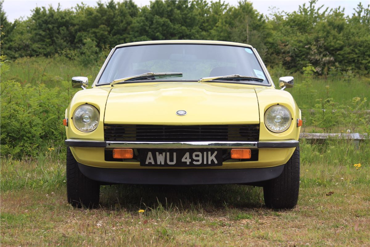 Nissan 240Z - Classic Car Review | Honest John