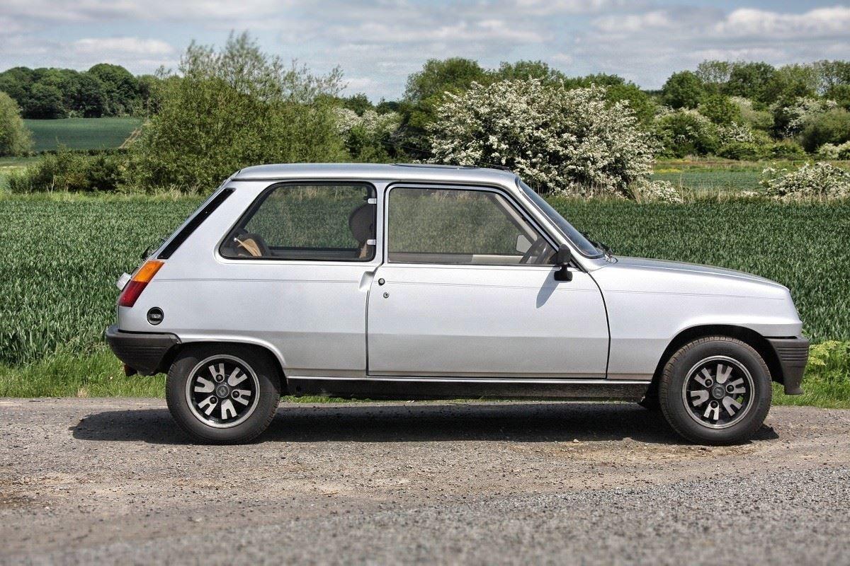 Renault 5 Classic Car Review Timeline Honest John