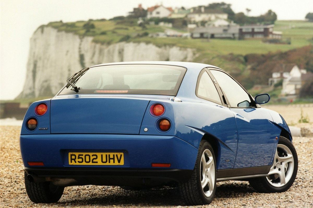 Fiat Coupe - Classic Car Review