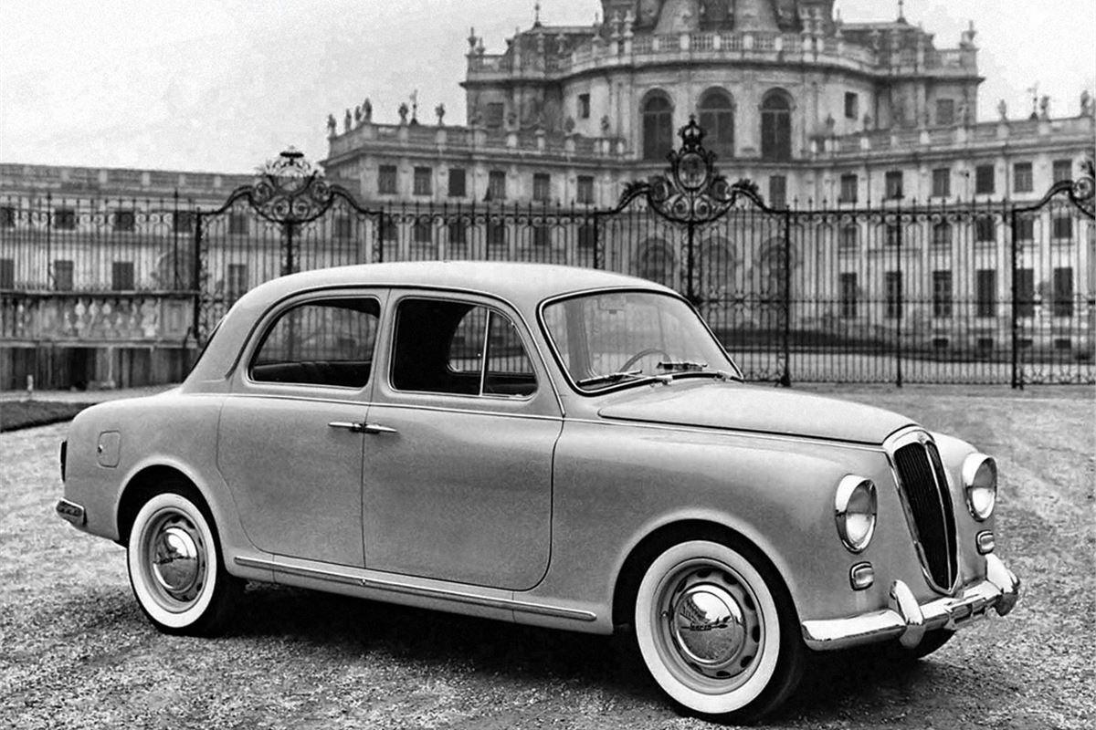 Lancia Appia Classic Car Review Honest John