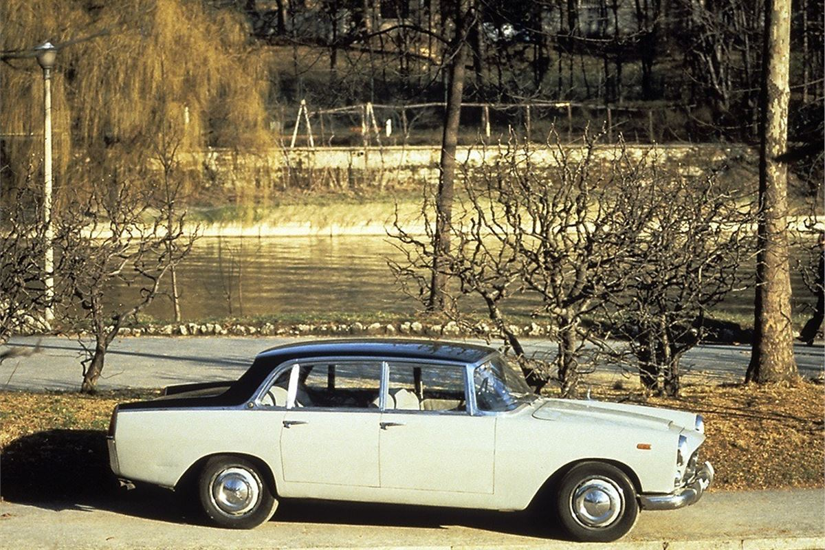 Same Day Mot >> Lancia Flaminia Berlina - Classic Car Review | Honest John