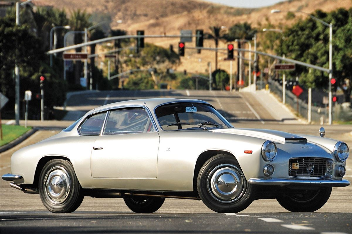Lancia Flaminia Sport Zagato Classic Car Review Honest