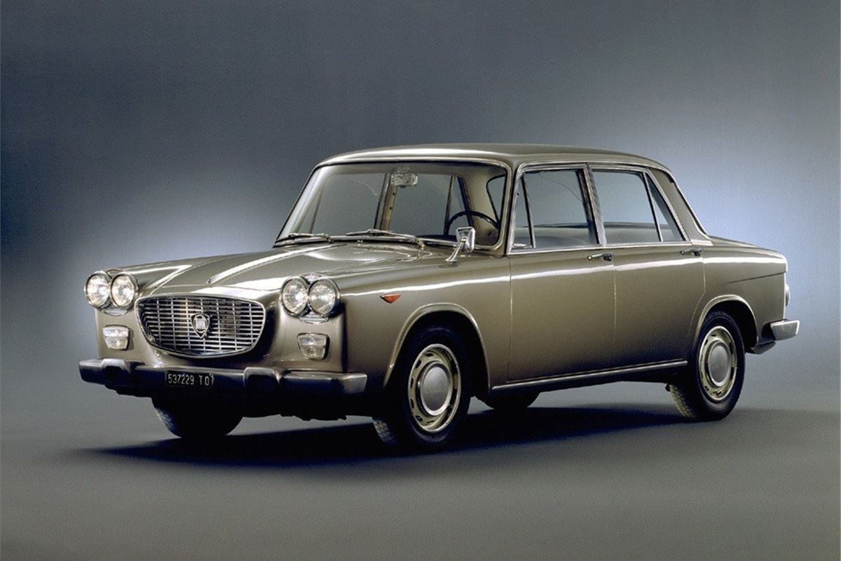 Lancia Flavia Berlina Classic Car Review Honest John