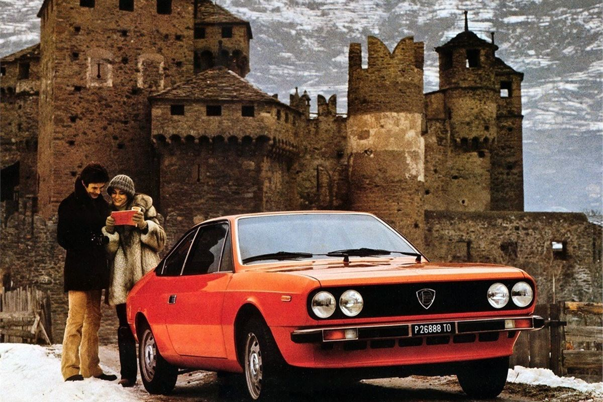 Lancia Beta Coupe Classic Car Review Honest John
