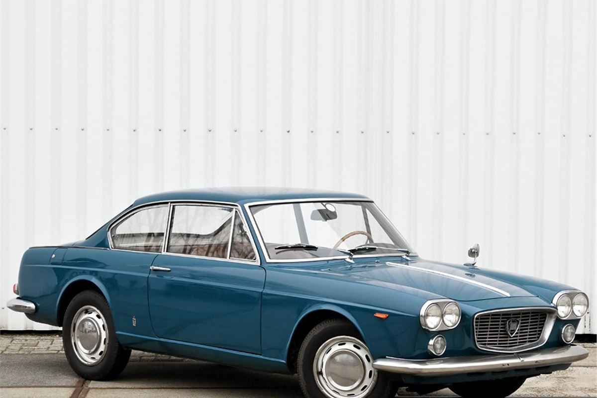 Lancia Flavia Coupe Classic Car Review Honest John