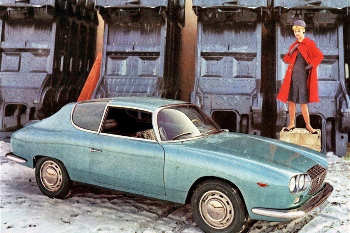 Lancia flavia sport zagato classic car review honest john vanachro Image collections