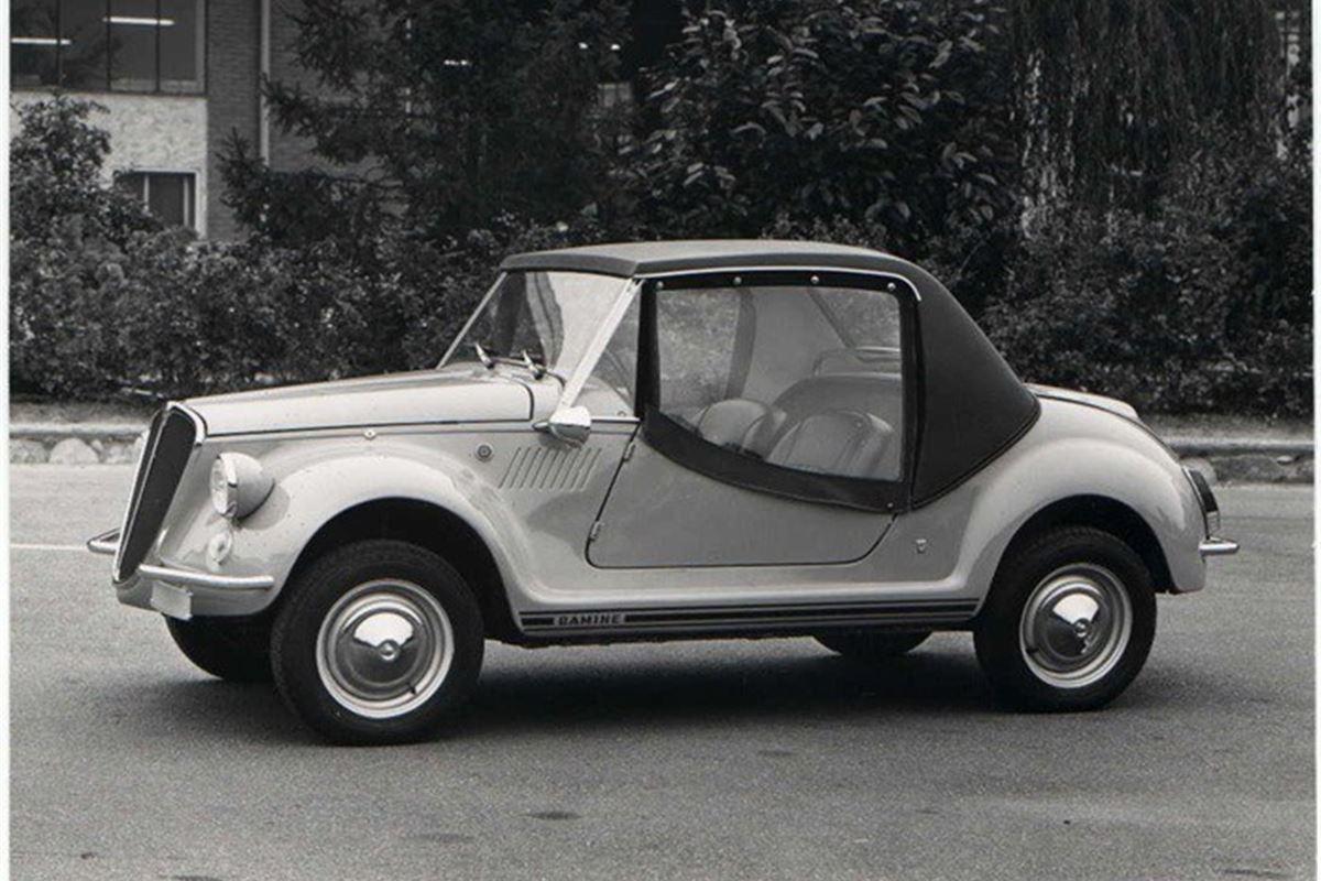 Souvent Fiat Vignale Gamine - Classic Car Review | Honest John SA89