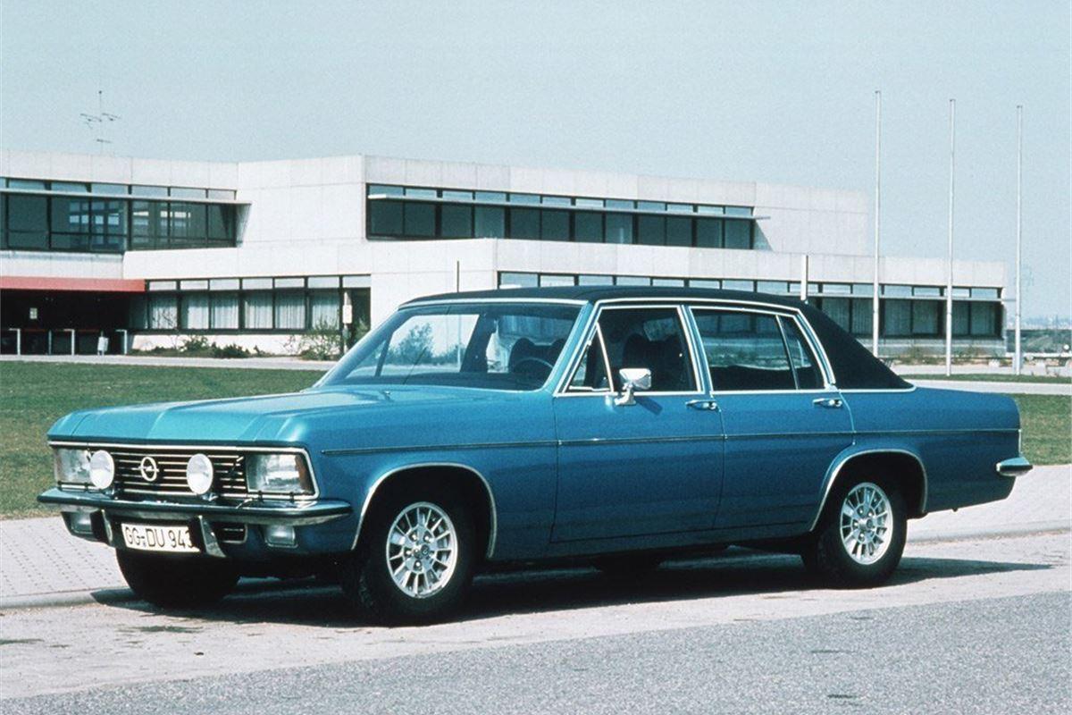 Opel Kapitan Admiral Diplomat B Classic Car Review