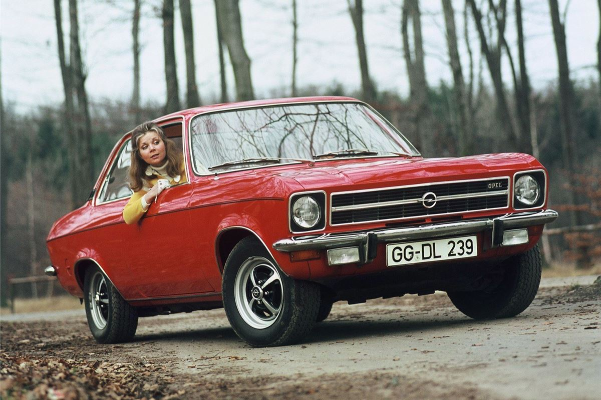 Opel Ascona A Classic Car Review Honest John