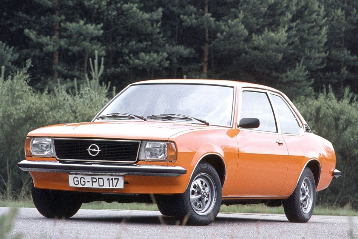Opel Ascona B Classic Car Review Honest John