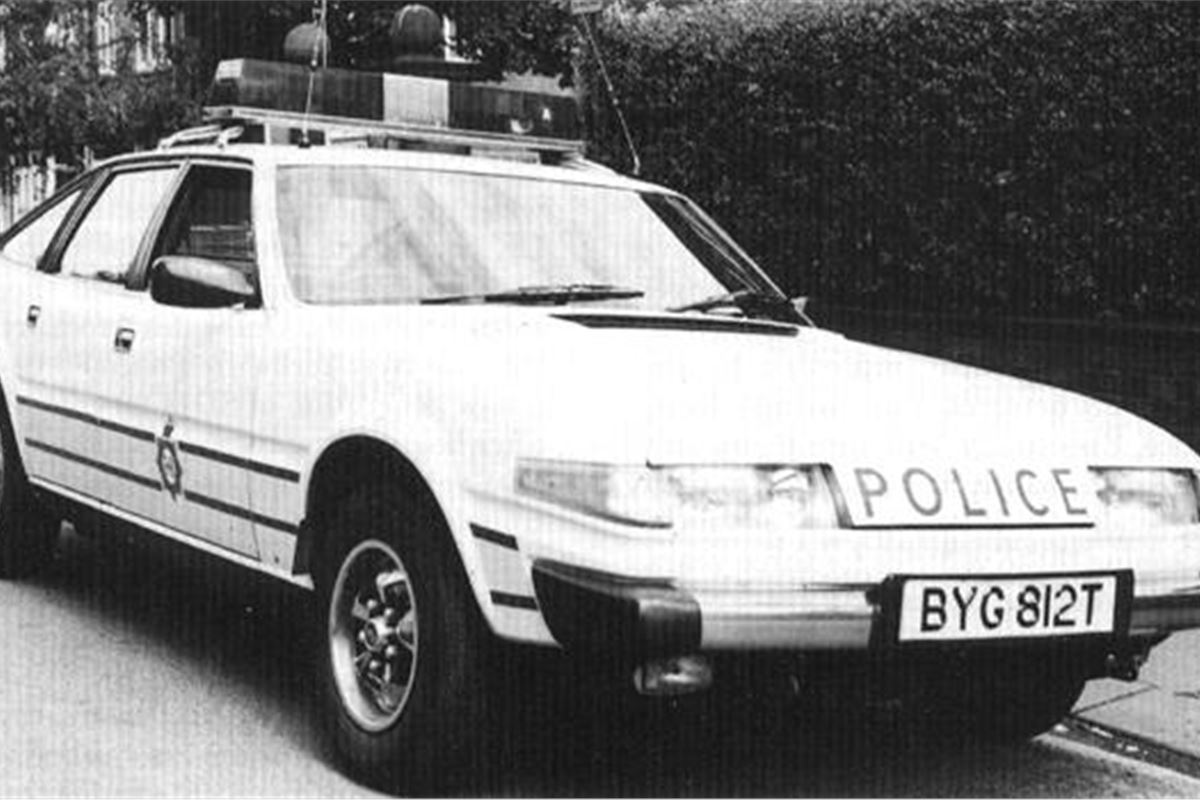 Top 10 Classic British Police Cars Honest John