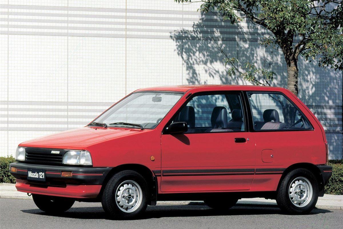 Mazda 121 Da Classic Car Review Honest John