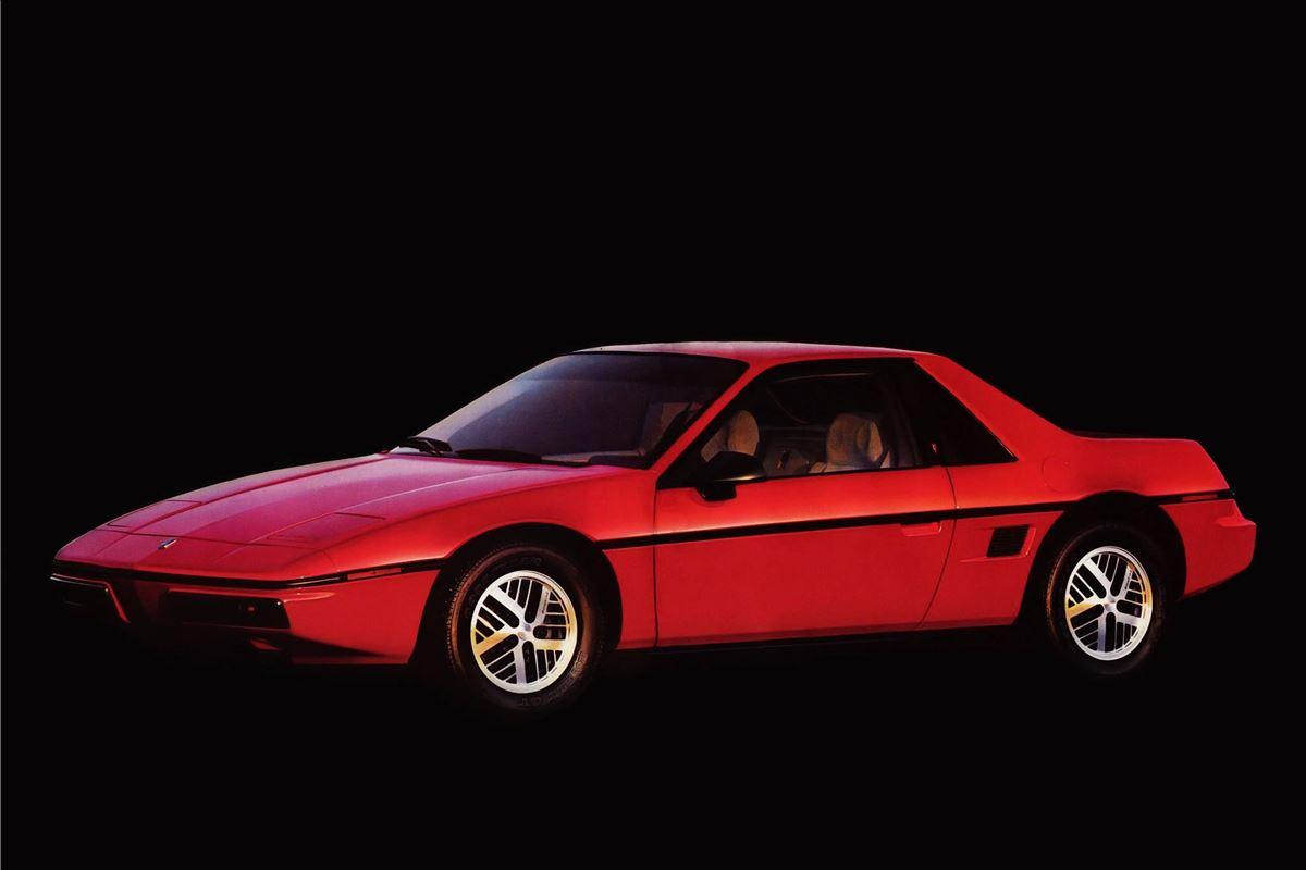 Pontiac Fiero Classic Car Review Honest John
