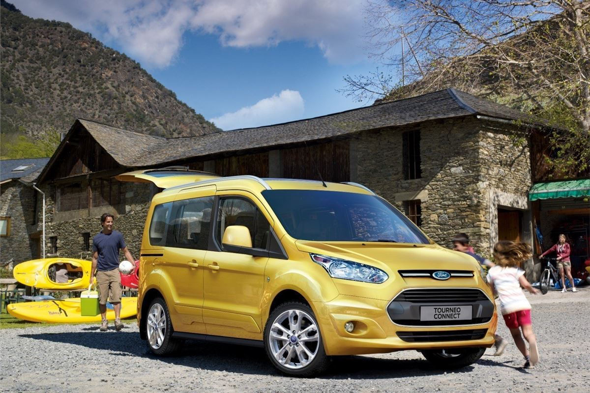 Ford announces prices for new tourneo connect motoring news honest john