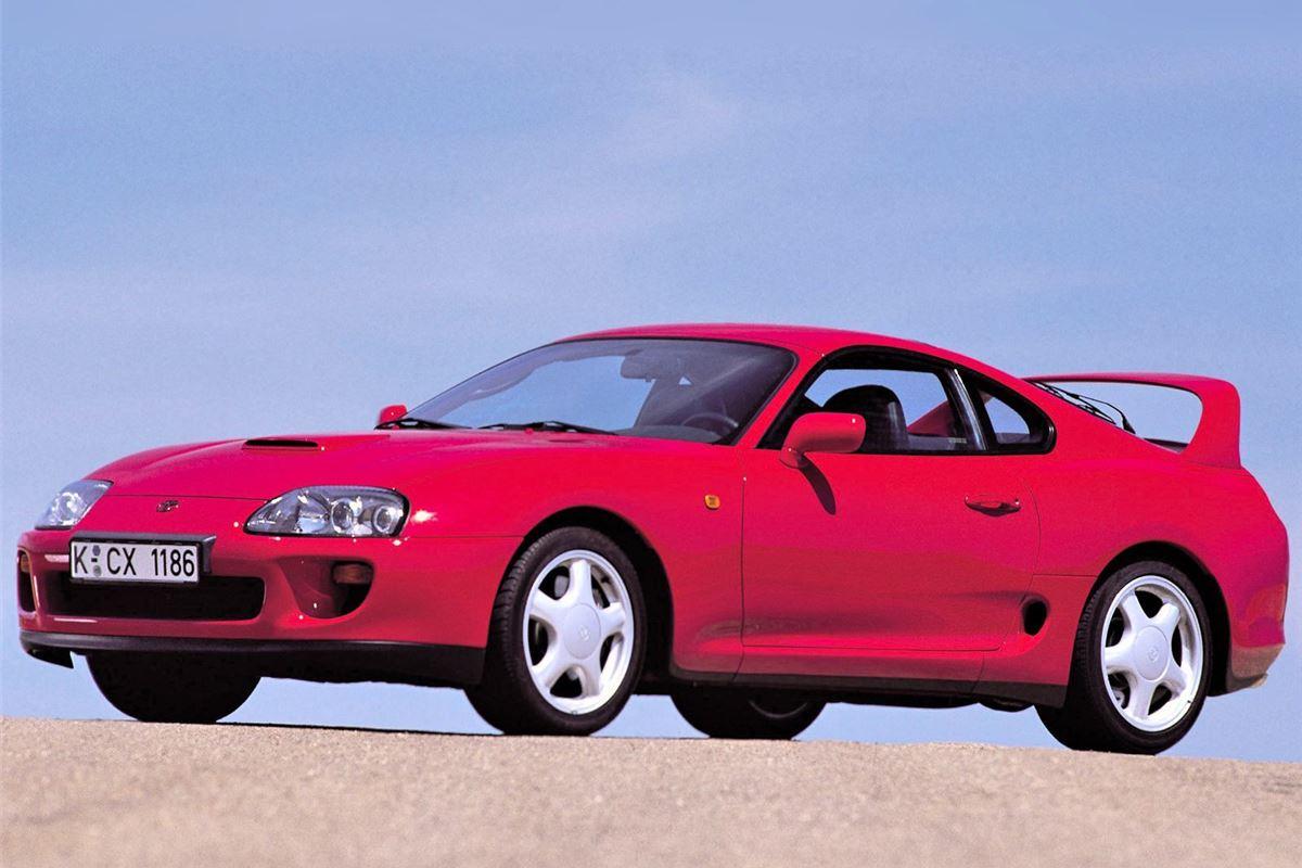 Toyota Supra A80 - Classic Car Review | Honest John