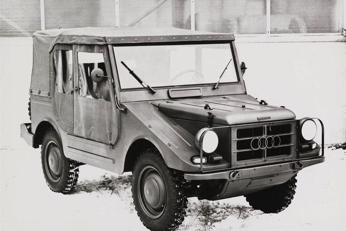 Dkw Munga Classic Car Review Honest John