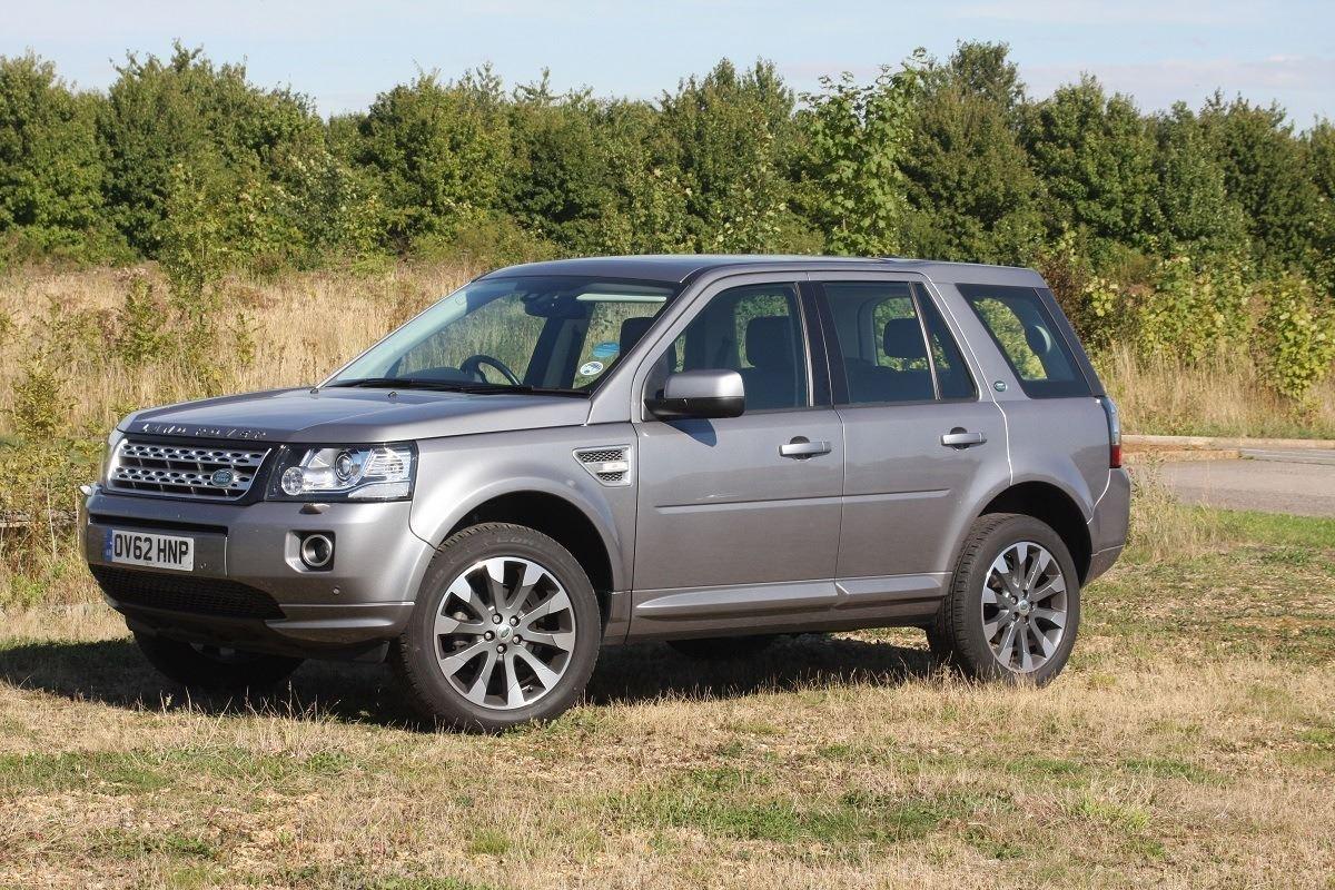 land rover freelander sd4 hse lux 2013 road test road tests honest john. Black Bedroom Furniture Sets. Home Design Ideas