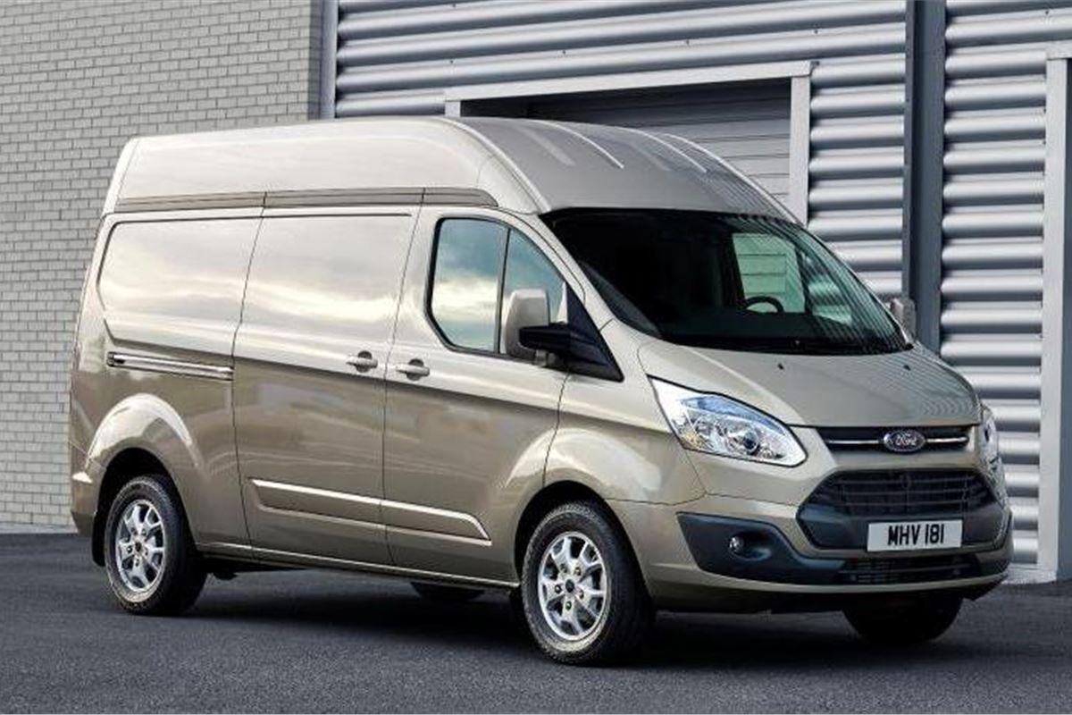 High roof Ford Transit Custom now on sale | | Honest John