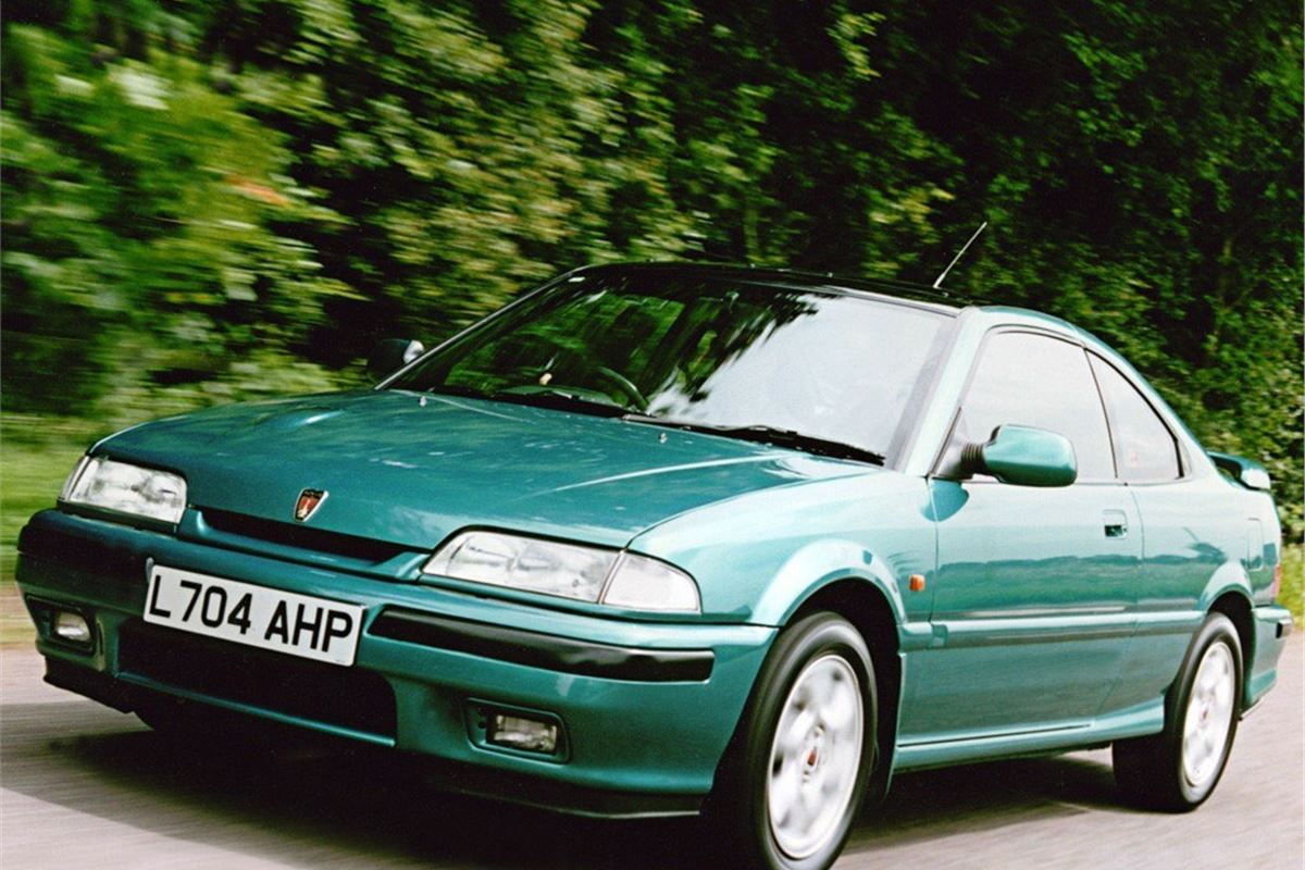 Rover 200 Coupe Tomcat Classic Car Review Honest John