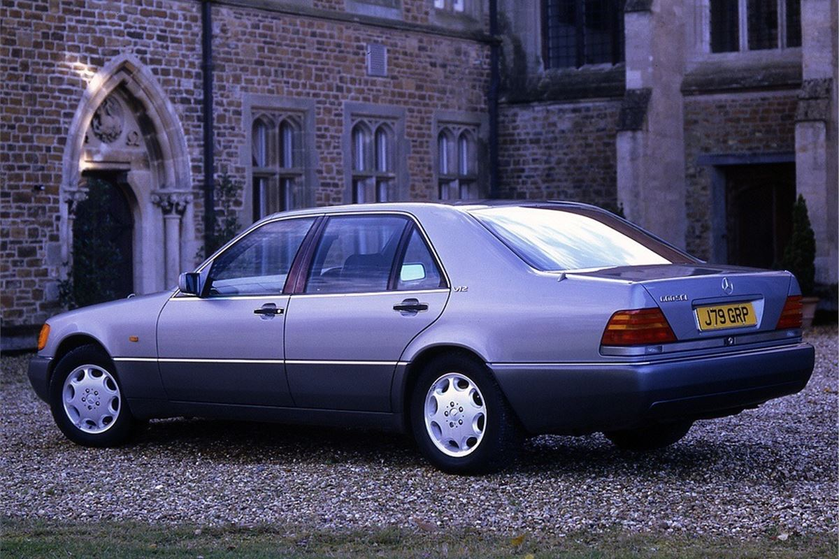 Mercedes-Benz S-Class (W140) - Classic Car Review | Honest John