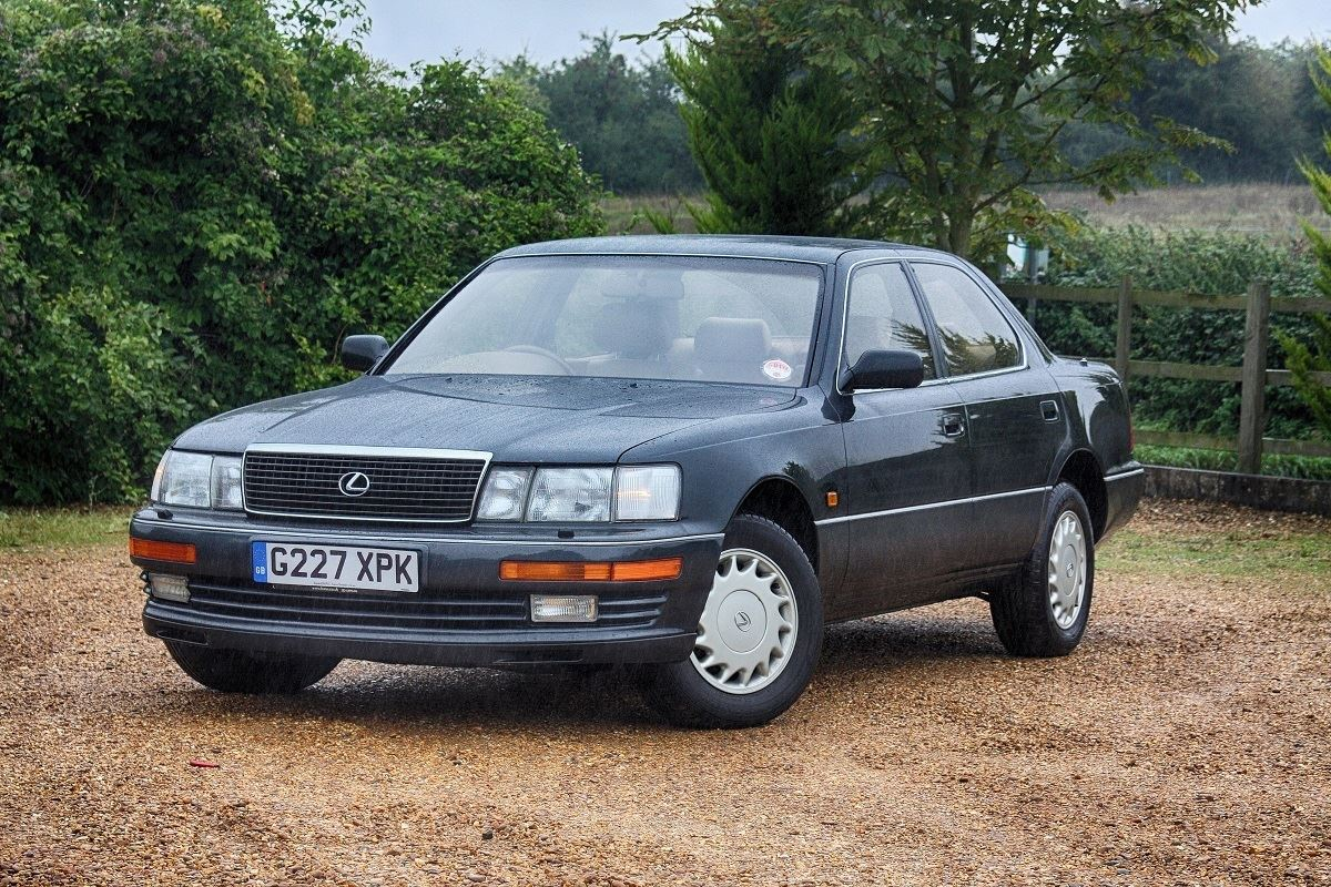 Lexus Ls400 Xf10 Classic Car Review Honest John