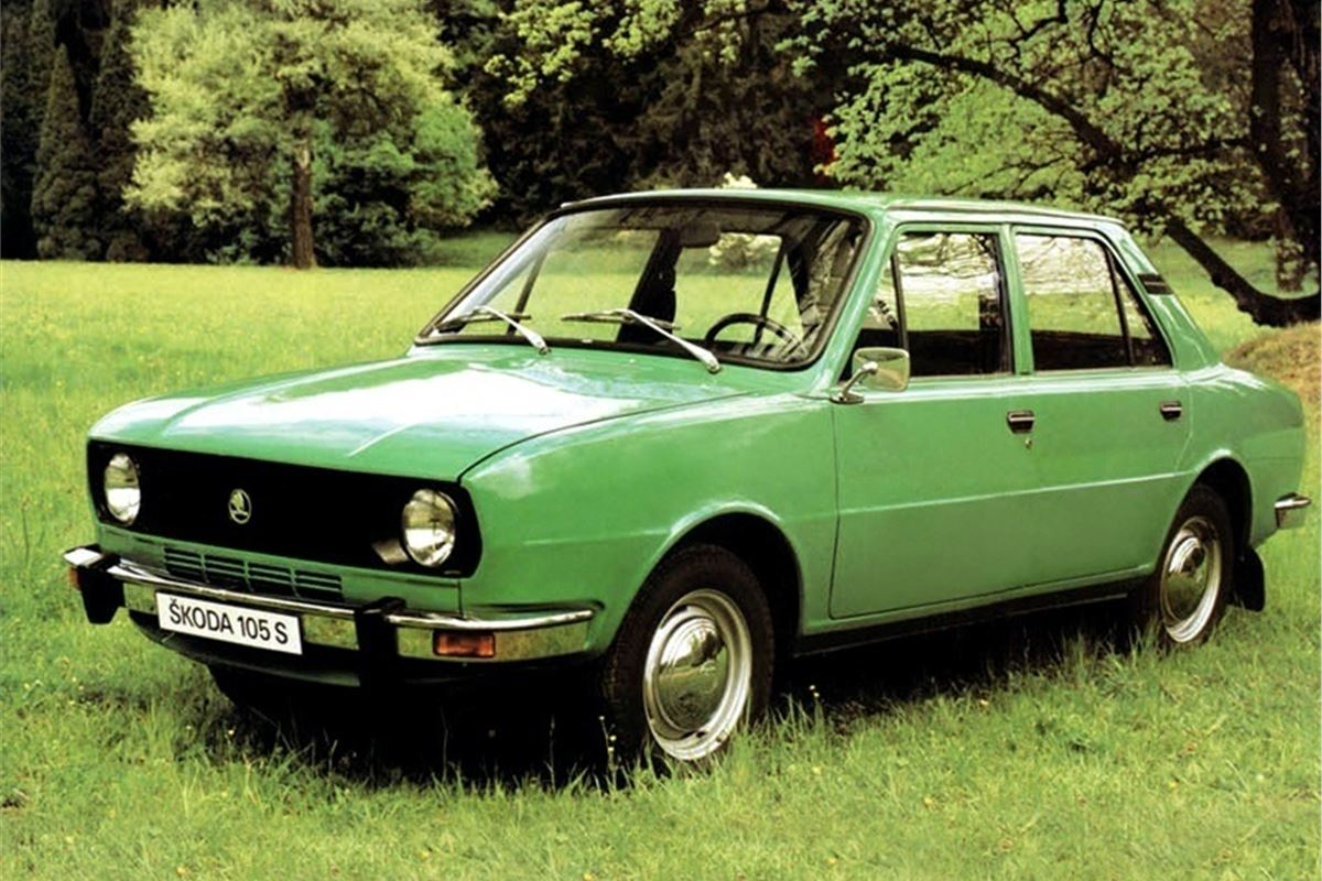 Skoda Estelle 105/120 - Classic Car Review