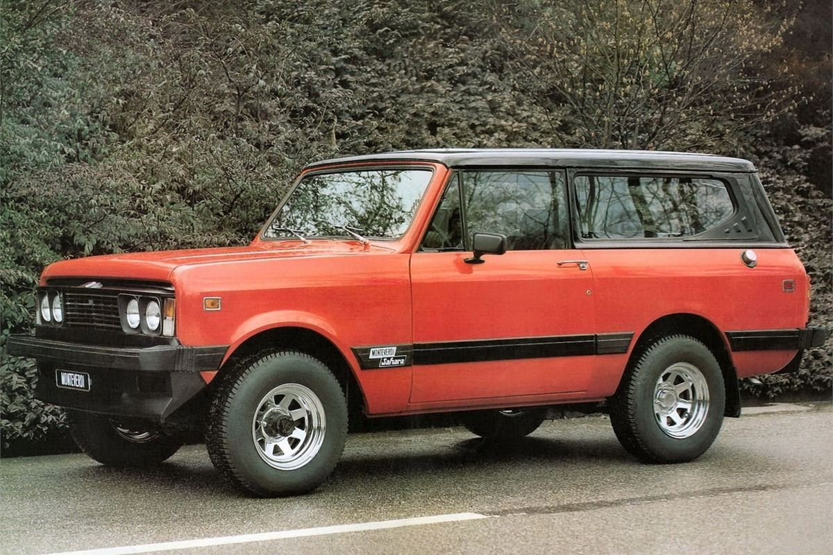 Monteverdi Sahara Classic Car Review Honest John