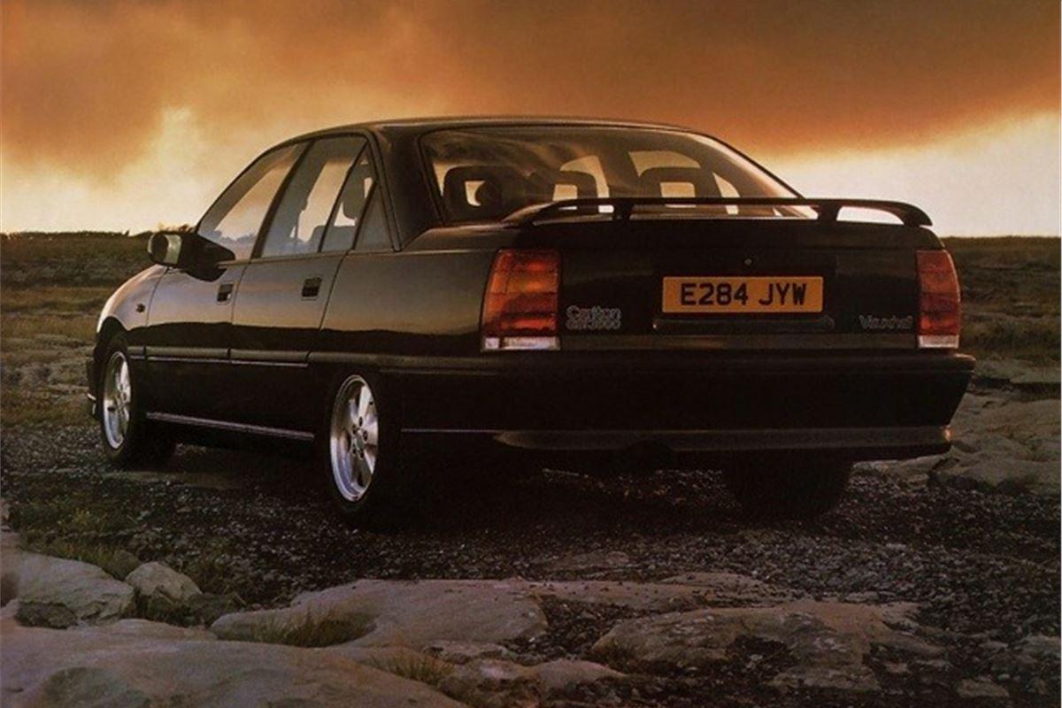 Vauxhall Carlton Gsi 3000 Classic Car Review Honest John