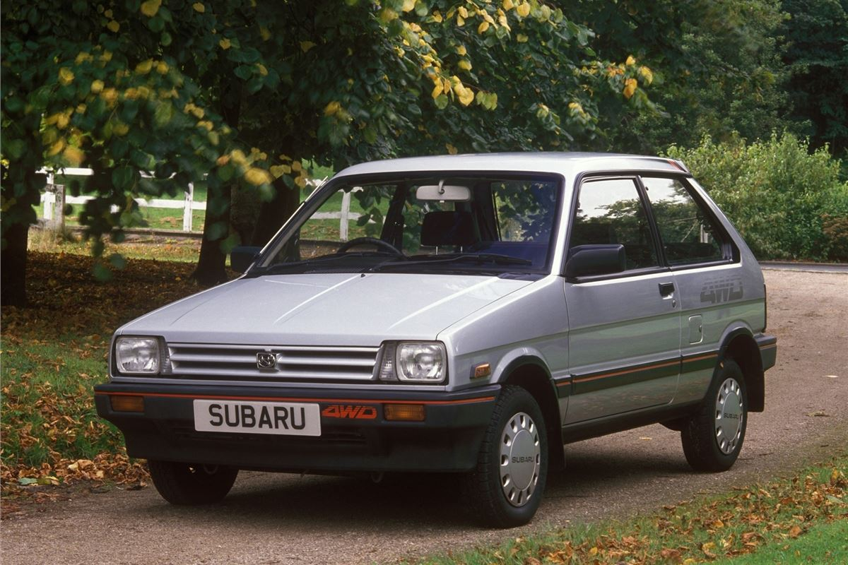 Subaru Classic Car Insurance