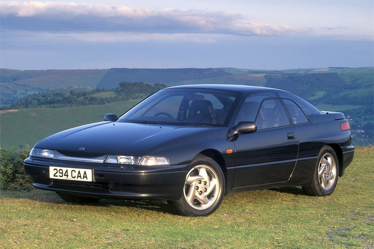 Subaru Alcyone Svx Classic Car Review Honest John