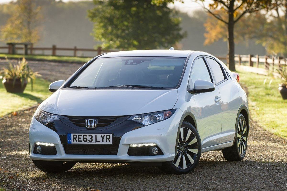 Honda Civic 2014 Road Test Road Tests Honest John