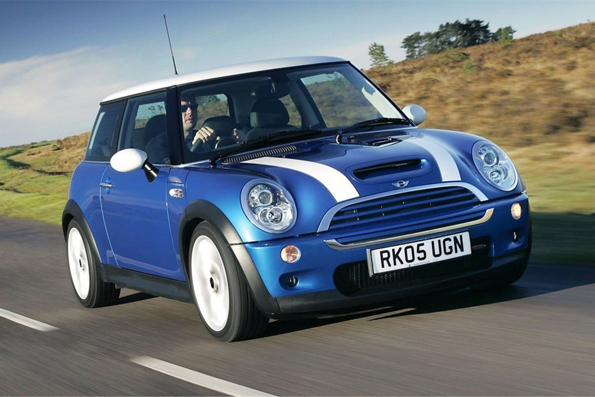 mini cooper s r53 2002 car review honest john. Black Bedroom Furniture Sets. Home Design Ideas