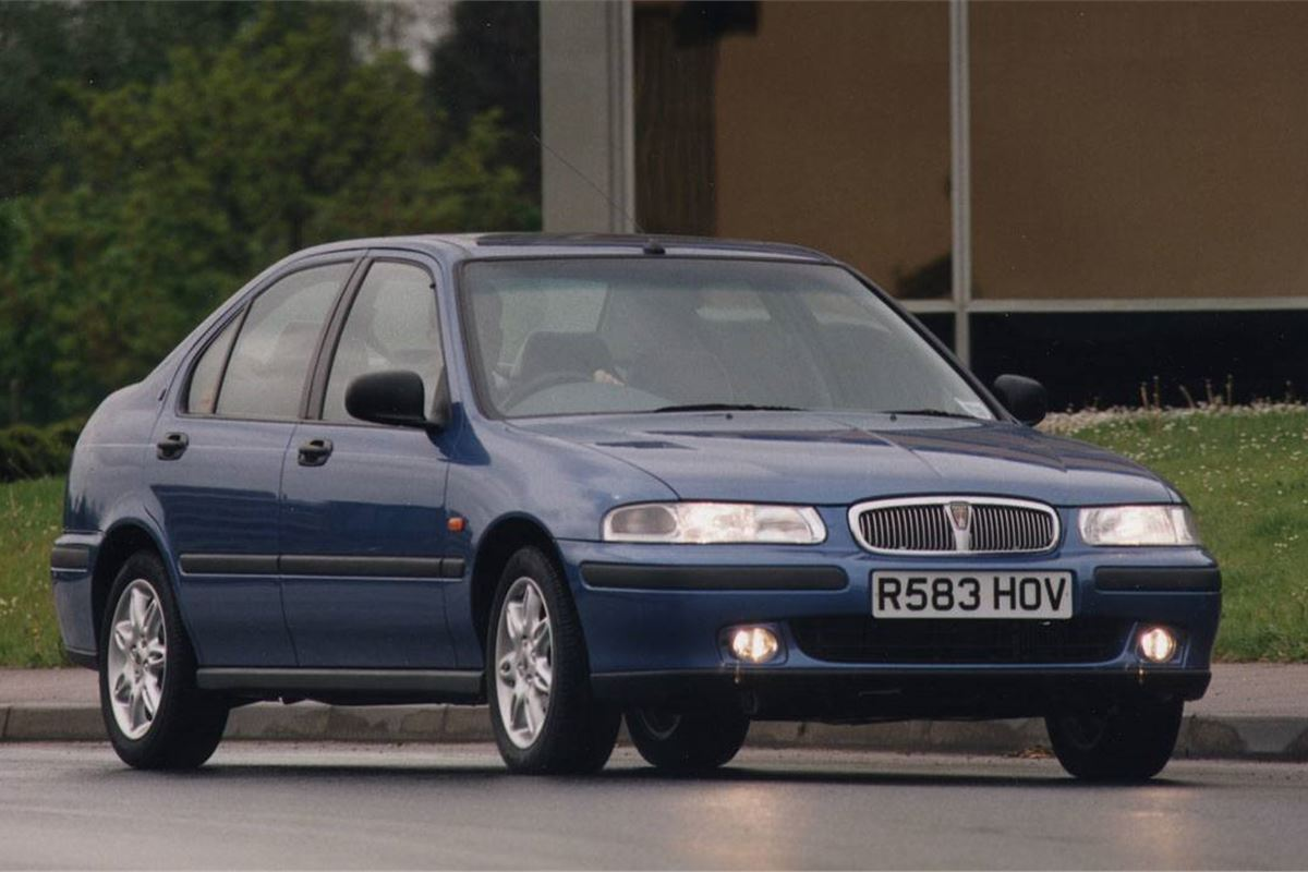 Rover 400 1995 Car Review Honest John