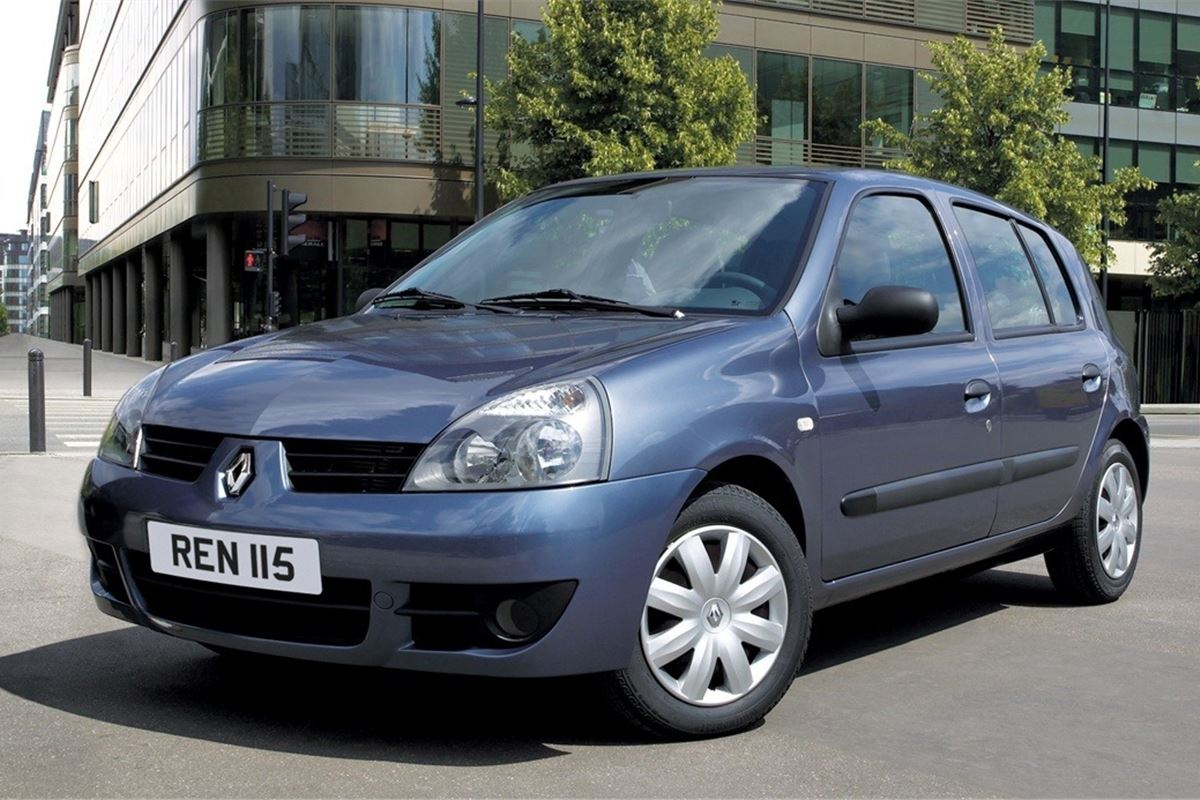 renault clio ii 2001 car review honest john. Black Bedroom Furniture Sets. Home Design Ideas