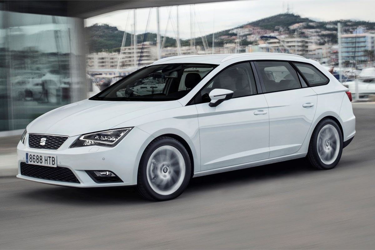 seat leon st 2014 road test road tests honest john. Black Bedroom Furniture Sets. Home Design Ideas