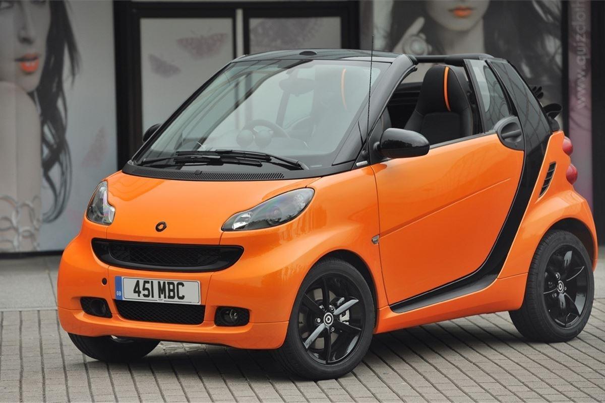 smart fortwo 2007 car review driving honest john. Black Bedroom Furniture Sets. Home Design Ideas