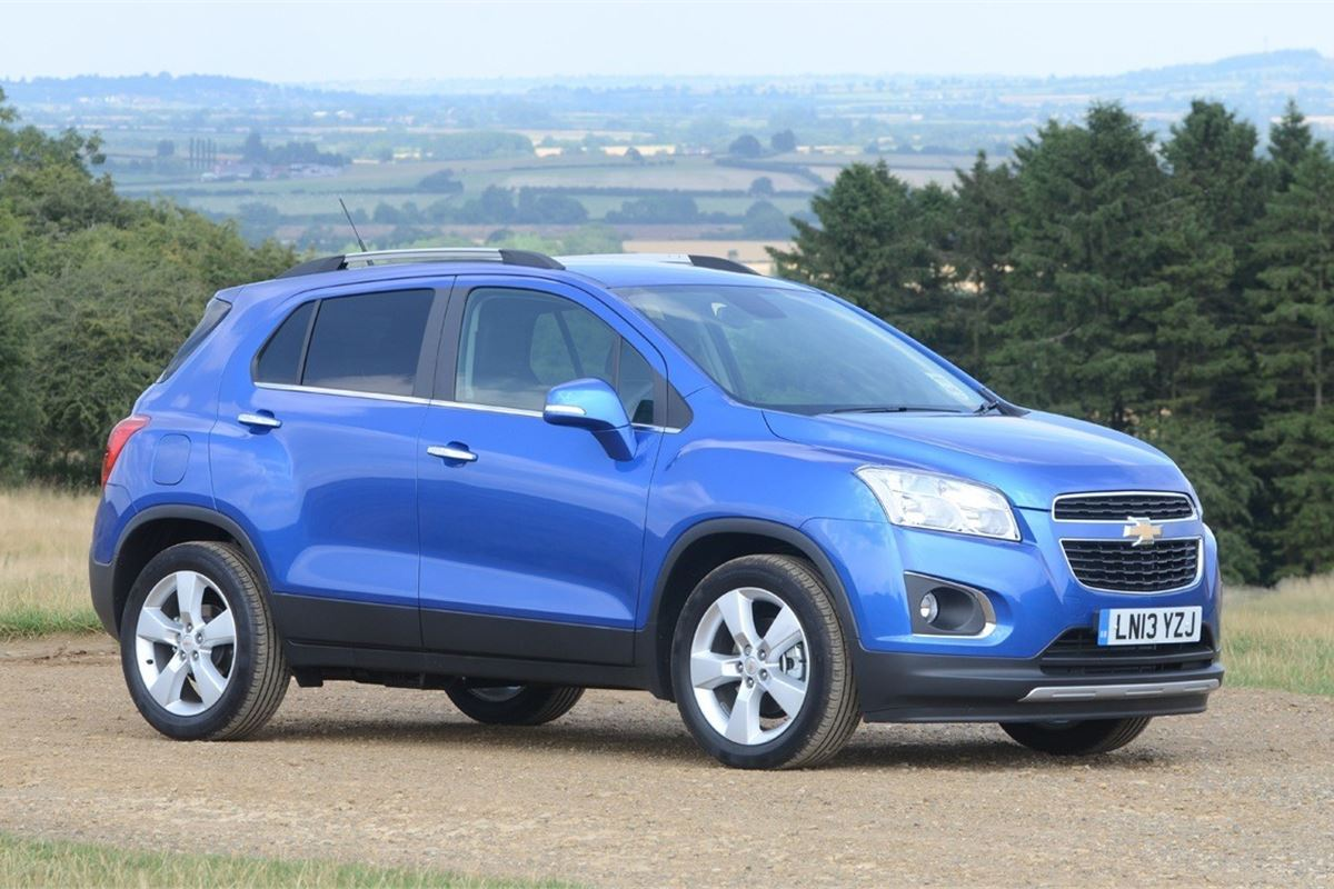 Chevrolet Trax 2013 - Car Review | Honest John