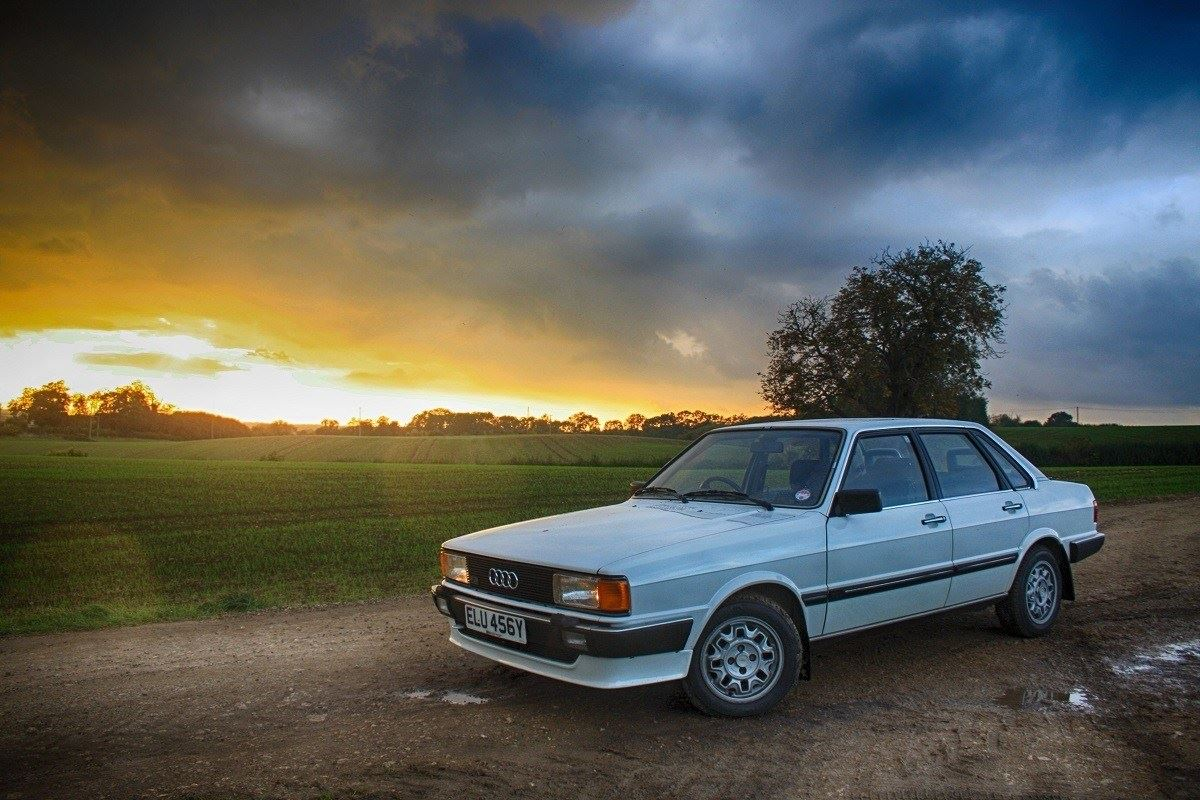 Best Buy Auction >> Audi 80CD/quattro (B2) - Classic Car Review | Honest John
