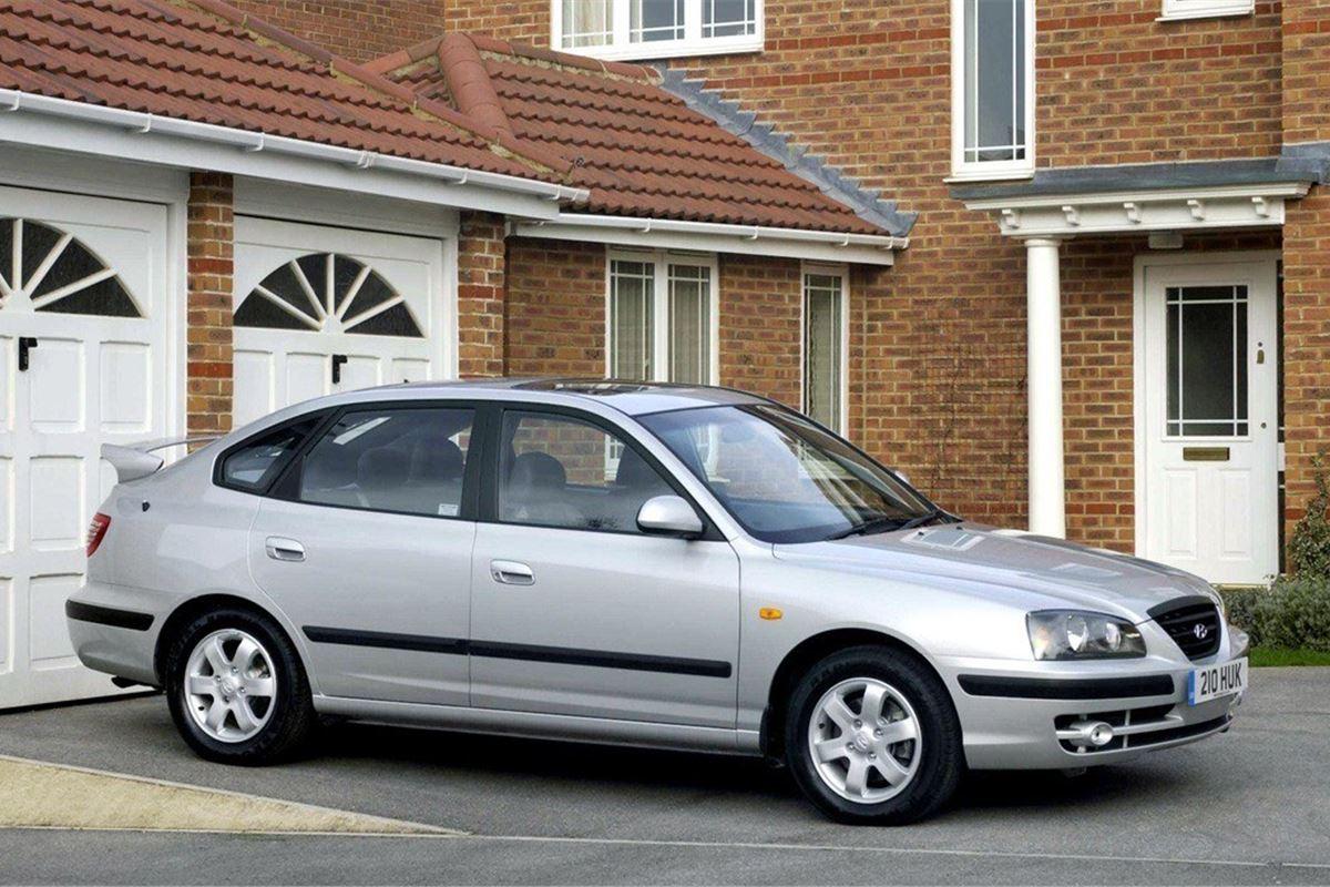 hyundai elantra 2001 car review good bad honest john. Black Bedroom Furniture Sets. Home Design Ideas