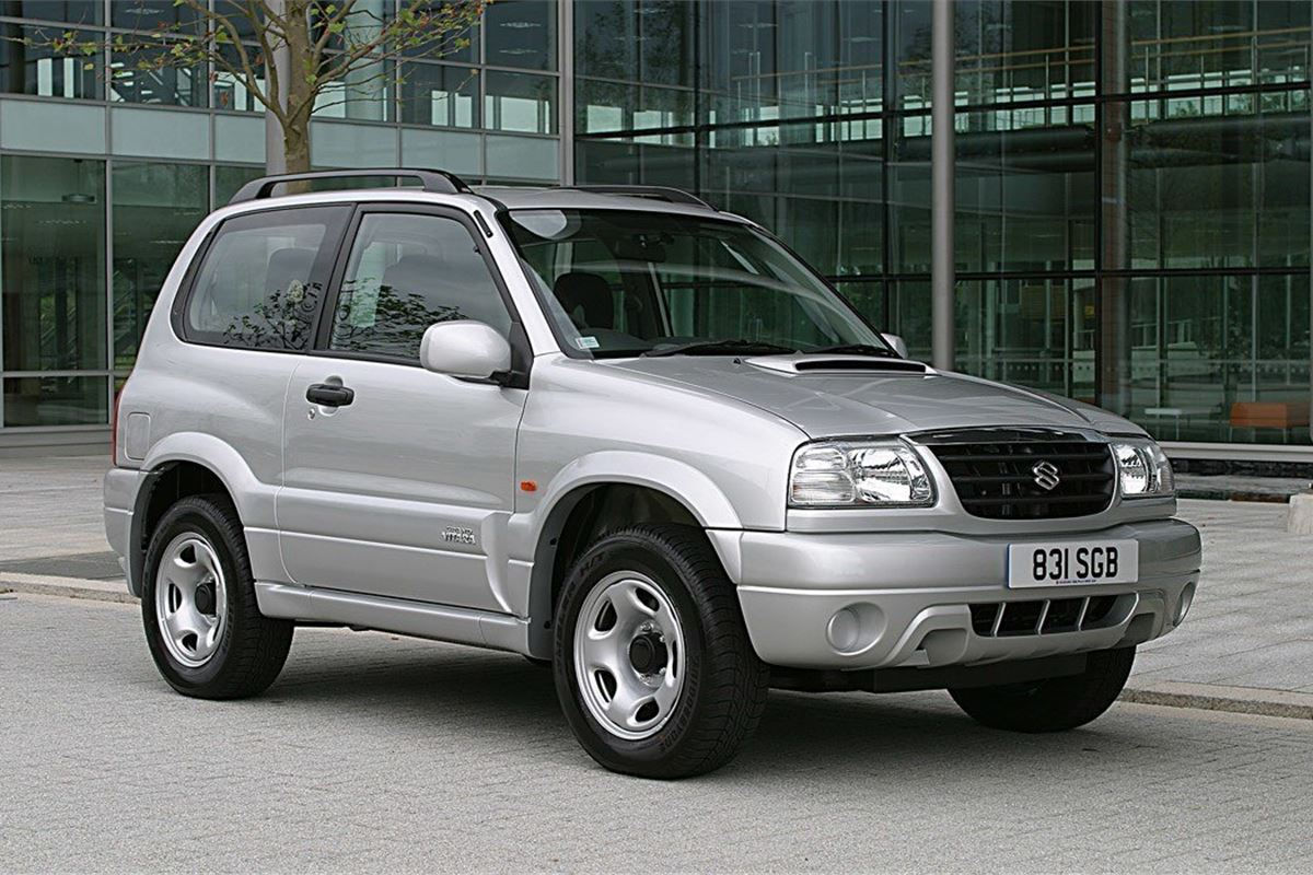 Suzuki Vitara Road Tax