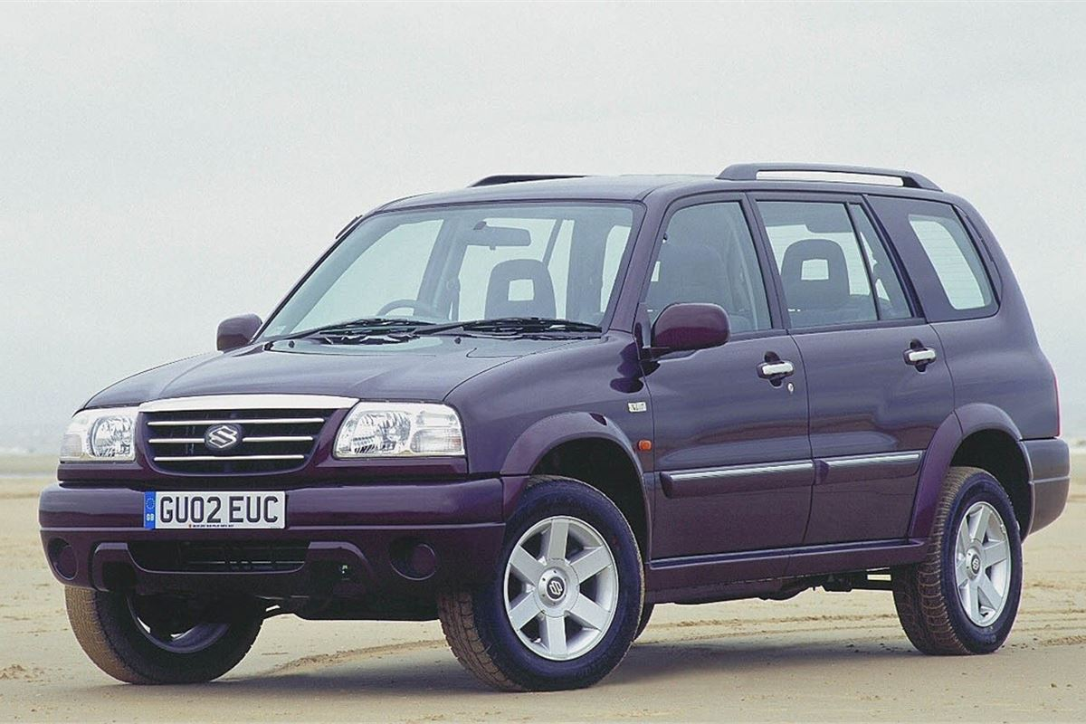 Best Diesel Suv >> Suzuki Grand Vitara XL-7 2001 - Car Review | Honest John