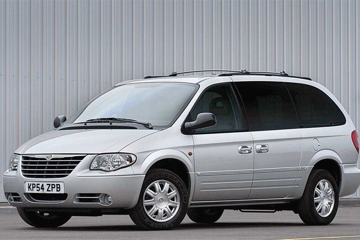chrysler grand voyager 2004 car review model history honest john. Black Bedroom Furniture Sets. Home Design Ideas