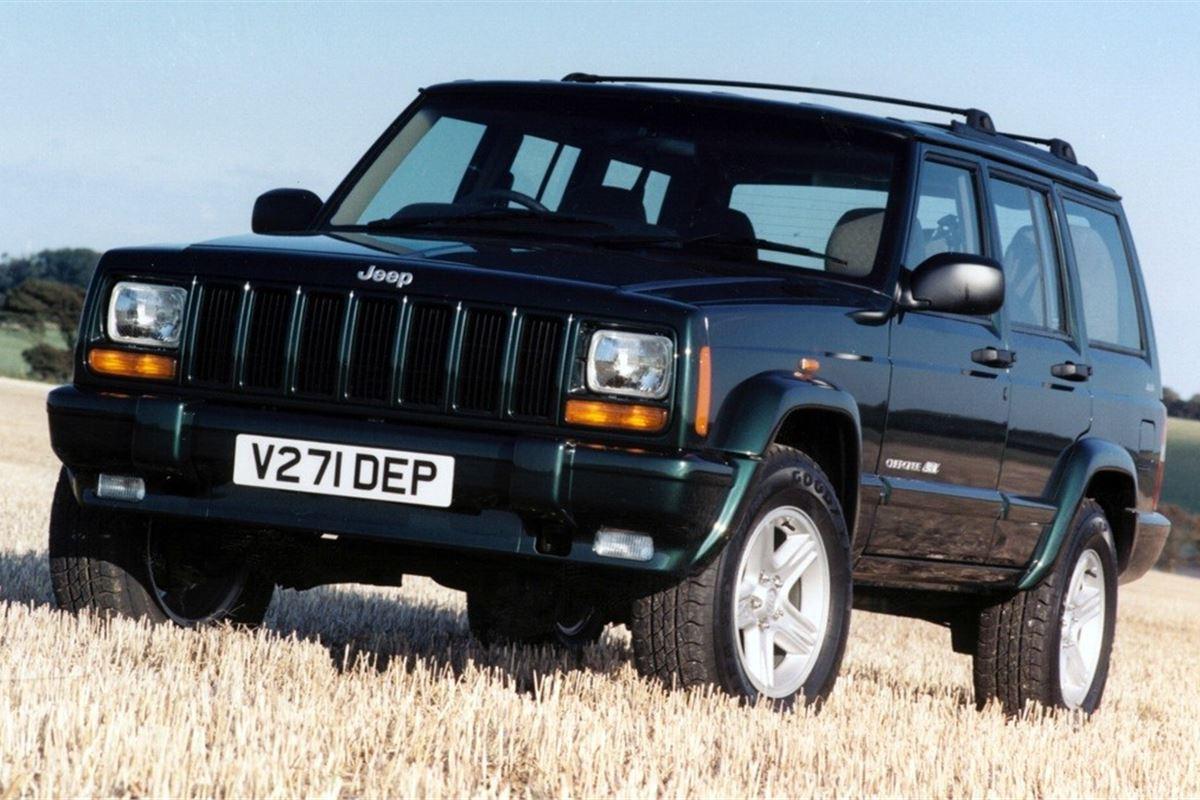Jeep Cherokee 1993 - Car Review   Honest John