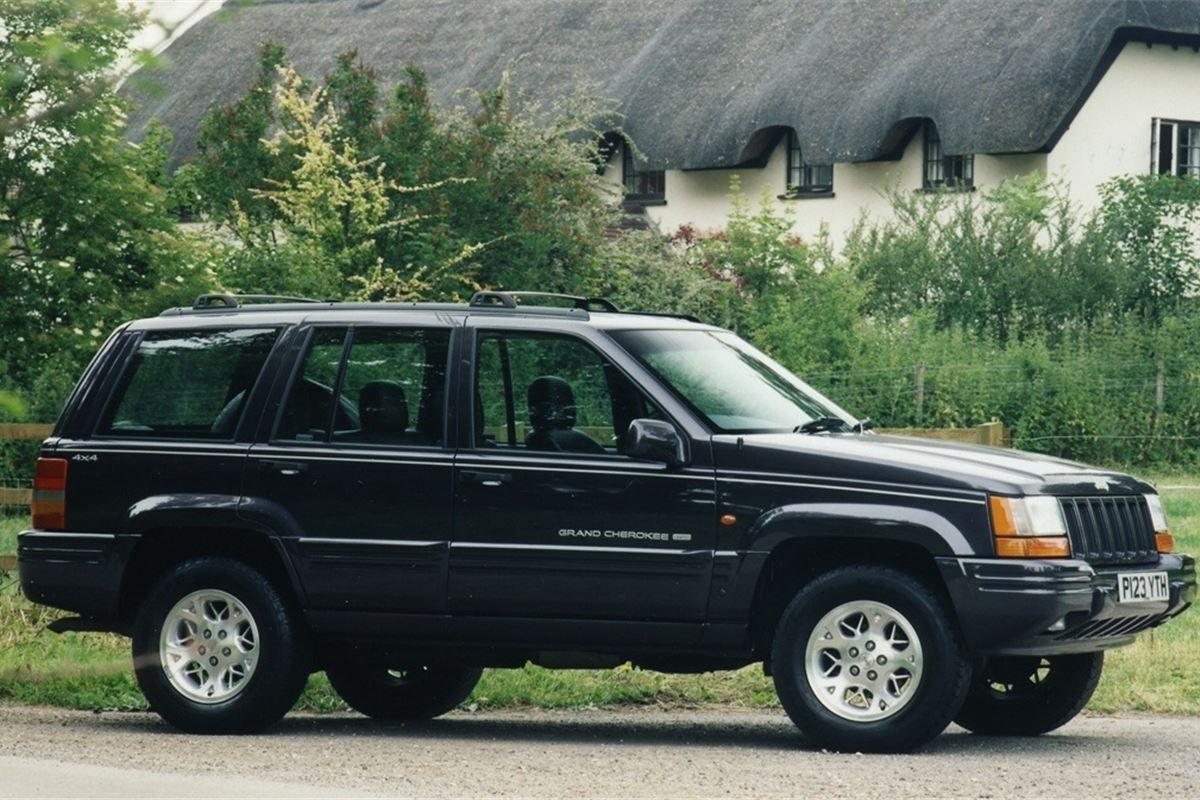Jeep Grand Cherokee on 1994 Grand Cherokee Laredo
