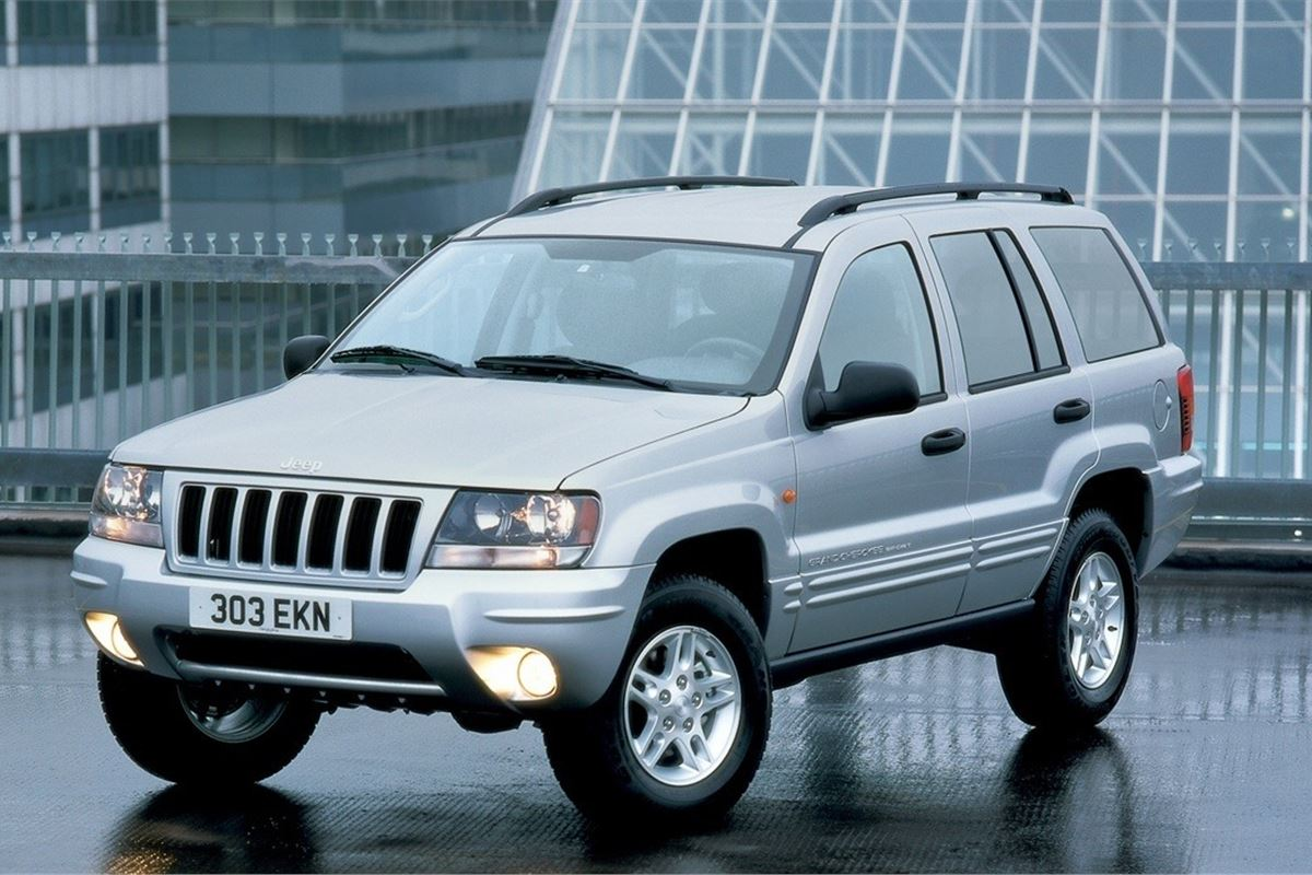 Jeep Grand Cherokee 1999 Car Review Model History